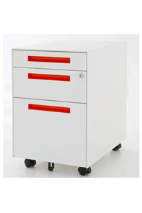 Tab 3 Drawer Pedestal